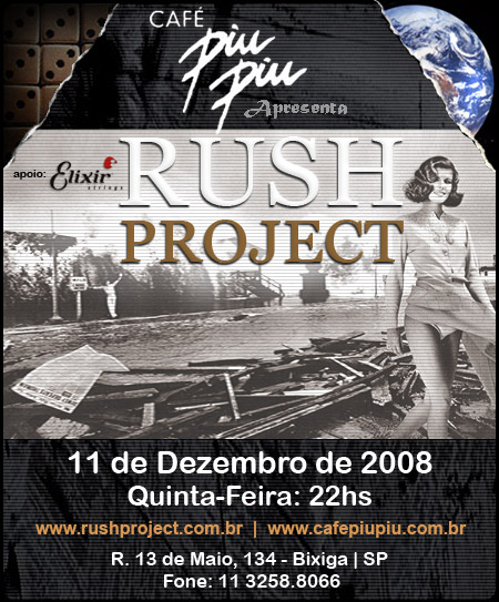 Rush Project Show